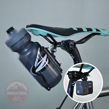 Saddle Mount Water Bottle Cage Rear Saddle Bottle Holder Bicycle Bike Triathlon