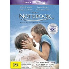 THE NOTEBOOK-Ryan Gosling, Rachel McAdams-Region 4-New AND Sealed
