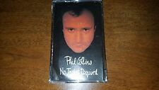 PHIL COLLINS - NO JACKET REQUIRED - CASSETTE TAPE