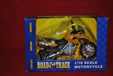Maisto Road & Track - 1/18 Scale BMW Motorcycle New in Box