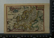 1646 Lovely Keere / Speed Map of Europe