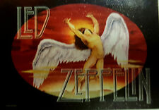 Led Zeppelin Angel Textile Poster Banner Flag Officially Licensed Rock Music