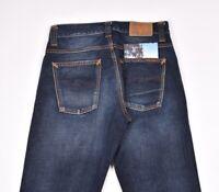 Nudie Jeans Hank Rey Uomo Jeans Taglia 30/32
