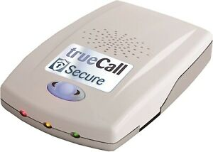 TCS - trueCall Secure - protect elderly relatives from nuisance and scam calls