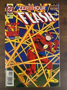 VINTAGE FLASH ZERO HOUR DC UNIVERSE #94 SEPT 94 COMIC VF/NM