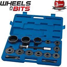 Draper Expert 19 piezas métricas y servicio de eliminación de Cojinete De La Rueda Kit de herramientas 64599