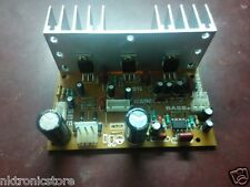 2.1 to 4.1 home theater audio amplifier board 100watt stereo for home theater
