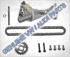 Genuine VAG Parts Audi A4  Passat 2.0tdi Oil Pump Chain tensioner repair kit