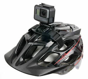 Vented Cycling / Bicycle / Cycle / Bike Helmet Mount For Garmin VIRB X / XE