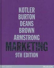 Marketing by Philip Kotler, Suzan Burton, Kenneth Deans, Linden Brown, Gary...