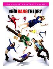 The Big Bang Theory Season 11 2018 Movie DVD