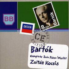 Zolt n Kocsis, B. Ba - Complete Solo Piano Music [New CD] Boxed Set