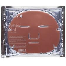 100% Pure Natural Hydrogel Face Mask: Caffeine, Ginseng, Green Tea, Bright Eyes