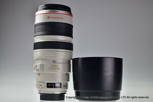 Nahe Mint Canon Ef 100-400mm F/4.5-5.6 L Is USM