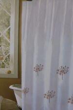 "Raymond Waites MiLLMEL Fabric Shower Curtain 72"" x 72"" NIP"