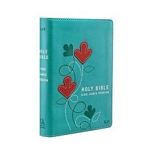Holy Bible: KJV Pocket Edition: Turquoise Free Shipping