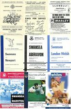 More details for swansea rugby club programmes 1937 1939 1946 1948 1950 1951