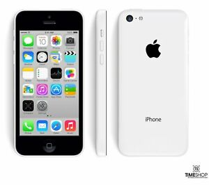 Apple IPhone 5C White European Variant (Unlocked for EU Telecom Services Only)