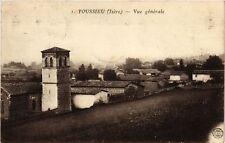 CPA  Toussieu (Isére) - Vue générale (247114)