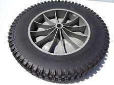 "AYP/Sears Craftsman 10"" X 1.75"" Wheel/Tire Assembly, 10"" x 1-3/4"" Grey, NEW"