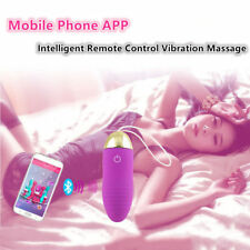 Female Invisible Wearable Smart Phone APP Remote Control Super Vibrator in Panty