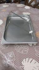 Entdeckelungsgeschirr normal Edelstahl ca. 7 Liter Volumen Wachs Sammelbehäl