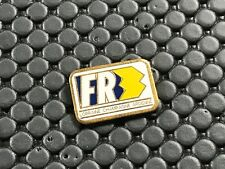 pins pin BADGE MEDIA FRANCE 3 FR3 LORRAINE CHAMPAGNE ARDENNE VERSION CADRE OR