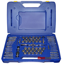 Hanson Irwin 1813816 75 Piece Ratchet Tap and Die Set