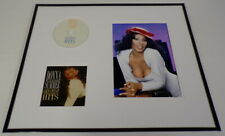 Donna Summer Framed 16x20 Greatest Hits CD & Photo Display