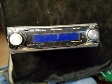 Pioneer Model Deh-P4600Mp In Dash Car Stereo Radio Untested Parts Not Working