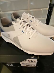 Foot Joy Pro Sl Brand New Boxed Golf Shoes Size 10.5