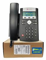 Polycom SoundPoint IP 331 PoE (2200-12365-025) - Brand New, 1 Year Warranty