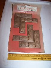 1970 Original Furniture Decorative TRIM Molding Parts Pieces - Corner - #3