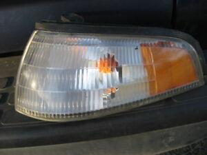 1991 1992 Mercury Tracer left Corner  Light Side Lamp OEM