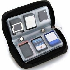 Memory Card Storage Carrying Case Holder Wallet For HC MMC CF HC
