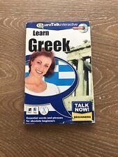 Eurotalk Interactive Learn Greek Language