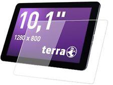 2x Terra Pad 1004 (10,1 Zoll) Protection ecrán Verre souple Film Protecteur 9H