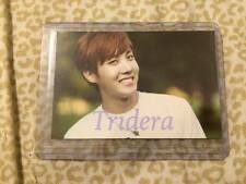 BTS 2nd Muster Goods JHope #2 Photo Card Bangtan Boys Official Top Loader