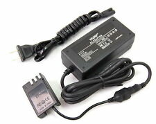 AC Power Adapter + DC Coupler Replacement for Nikon EH-5A EP-5 + Euro Plug