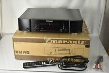 Marantz CD6005 CD Player w/Box, Remote USB Input