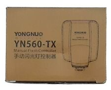Yongnuo YN 560-TX Manual Flash Controller NEVER OPENED BRAND NEW
