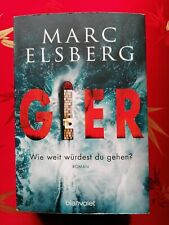 Marc Elsberg Gier ( 2020 ) Roman Thriller