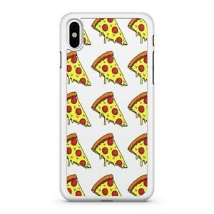 Mouth Watering Scrumptious Delicious Lush Pizza Slices Pattern Phone Case Cover