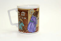 Vintage 1981 Sigma Tastesetter Wind in the Willows Mug with mole & rat