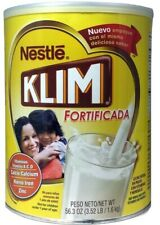 Klim Fortificada Instant Dry Whole Milk - Powdered Milk - 3.52 LBS (56.3 Oz )
