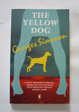 GEORGES SIMENON - THE YELLOW DOG 2006 PAPERBACK - VERY GOOD CONDITION