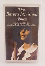 Barbra Streisand The Album cassette tape 1983