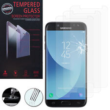 3X Safety Glass for [Samsung Galaxy J5 pro (2017) ] Genuine Screen Protector