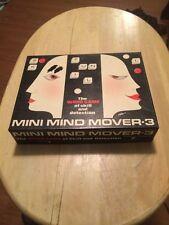 Vintage Mini Mind Mover-3 Word Game