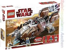 LEGO 7753 STAR WARS PIRATE TANK OBI-WAN KENOBI HONDO OHNAKA